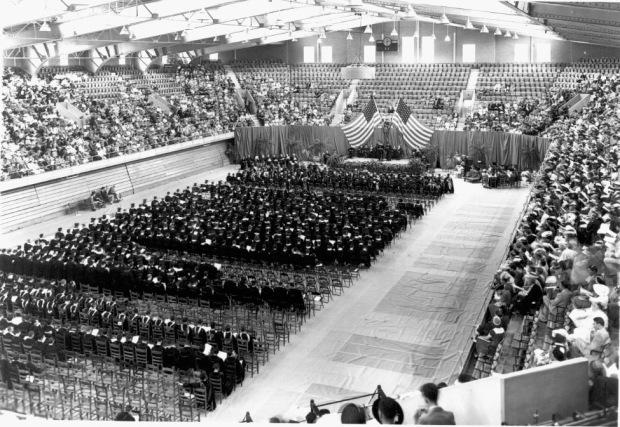 Commencement, 1940